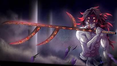 Slayer Demon Kokushibou Anime Eyes Weapon Six