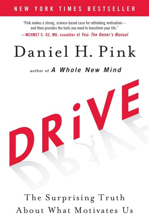 Book Review Drive By Daniel H Pink