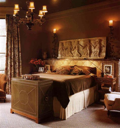 spanish  world bedroom design
