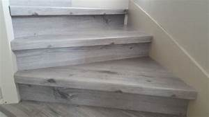 Nez De Marche Parquet Flottant : escalier en parquet nez de marche pour parquet et sol ~ Edinachiropracticcenter.com Idées de Décoration
