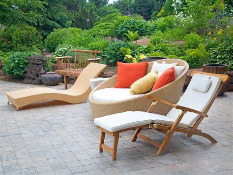 outdoor furniture modern outdoor furniture hgtv