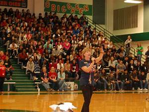 Naaman Forest High School Honors Veterans Day With Pep ...