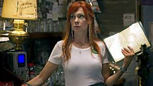 Carrie Preston Interview on True Blood and The Good Wife ...