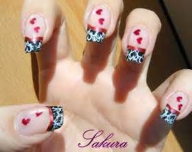 Latest nail art designs valentine s day collection