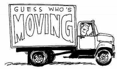 Moving Clipart Van Move Australia Am Moves