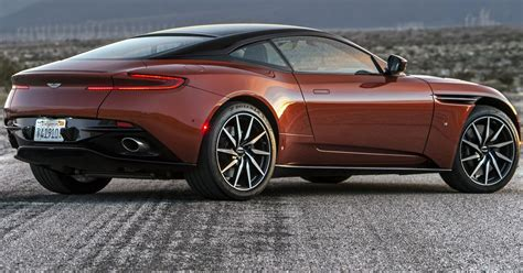 Aston Martin Plans To Shake, Not Stir, With New Models