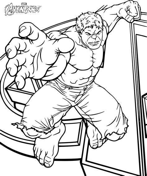 Disney Infinity Avengers Coloring Pages Disney Best Free