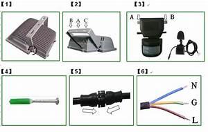 Wiring Diagram Sensor Led Light