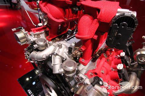 ferrari 488 engine ferrari 488 spider engine at frankfurt international motor