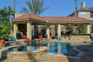 backyard pool designs ideas to perfect your backyard With backyard designs with pool and outdoor kitchen