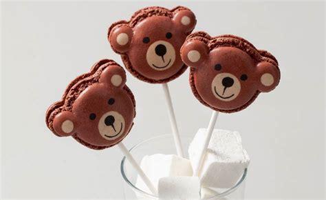 cours de cuisine chocolat macarons ours guimauve chocolat par école de cuisine alain