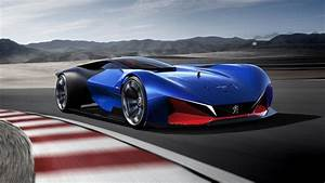 This Is Peugeot U2019s 500bhp Indy 500 Concept