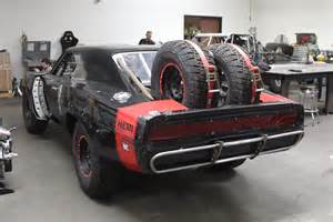 Charger Fast and Furious 7 Cars