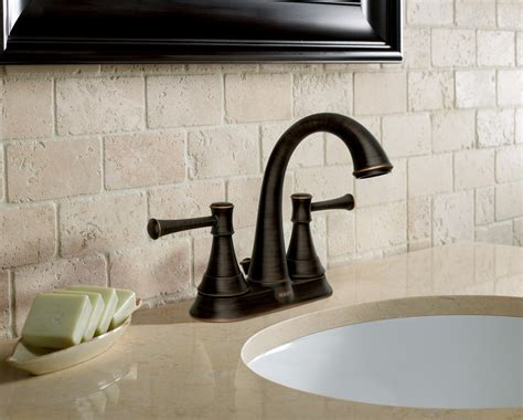 delta touch faucets kitchen sink handle moen lowe s