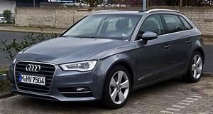 Audi A3 8v : file audi a3 sportback 2 0 tdi ambiente 8v ~ Nature-et-papiers.com Idées de Décoration