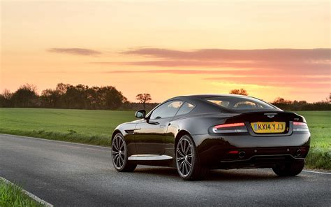 2015 Aston Martin DB9 Carbon Edition Wallpapers ...