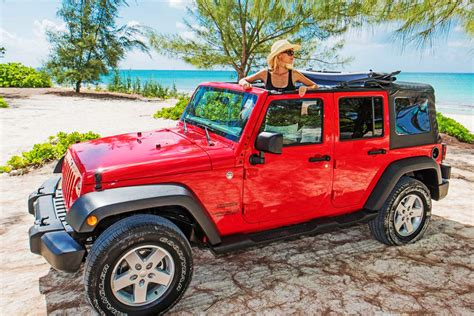Grand Cayman Car Rental Cruise by Sightseeing Cayman Islands