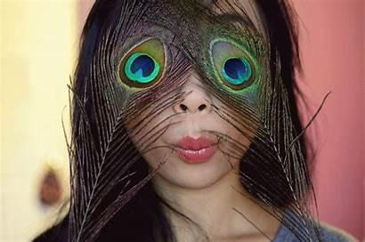 Peacock Makeup Halloween Shu Uemura Inspired Beauty