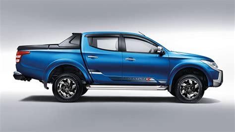 mitsubishi truck 2020 2019 mitsubishi triton design engine price