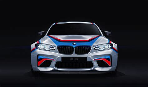 Beautiful Renderings Of A Potential Bmw M2 Csl