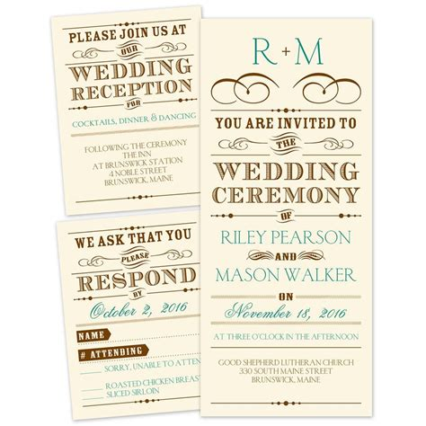 wedding invitation reception and ceremony in same place cogimbo us