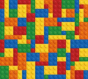 Lego Brick Background Vector Graphic - Free Vector Site ...
