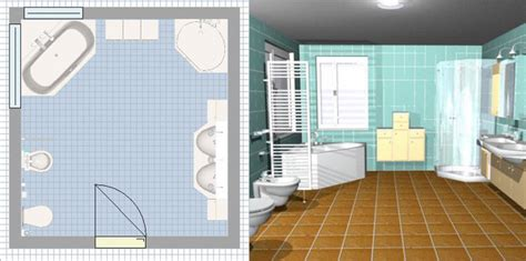 dessiner sa cuisine en ligne gratuit salle de bain en 3d les logiciels en ligne et leur