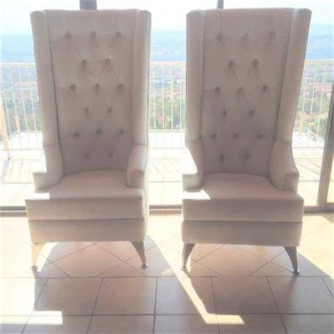 loveable and groom chairs for sale and hire port