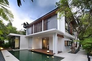 Green Home in Malaysia Built Around Mango Trees: Hijauan