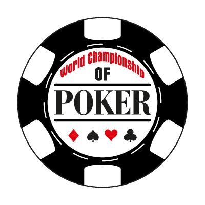 World Championship of Poker logo vector free download ...