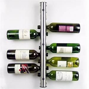 Porte Bouteille Vin : beau porte bouteille de vin mural et design plusieurs ~ Melissatoandfro.com Idées de Décoration