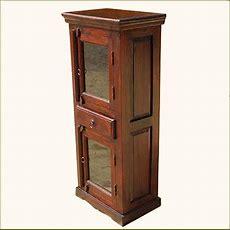 Contemporary Kitchen Corner Cabinet Storage Cupboard Solid