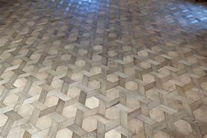 Pavé De Bois : vue g n rale parquet tapis hexagone en bois debout et ~ Premium-room.com Idées de Décoration
