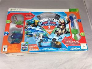 Skylanders Trap Team Starter Pack Color Alive for Xbox 360 ...