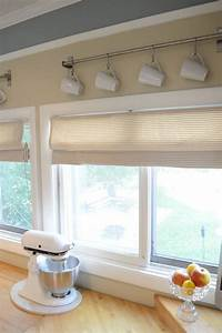 valances for kitchen windows mini blinds to roman With need working window treatment ideas