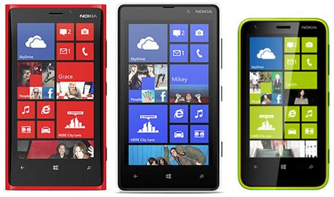 nokia lumia 920 820 and 620 windows phones to get software updates technology bites