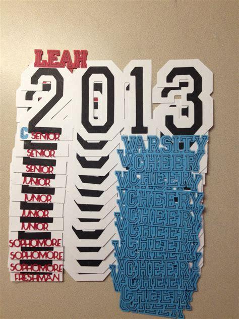 Decorating Posters For Cheerleaders Billingsblessingbagsorg