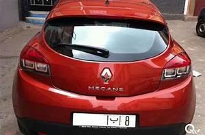 Occasion Megane 3 : voiture occasion vendre renault megane 3 occasion casablanca voitures au maroc ~ Gottalentnigeria.com Avis de Voitures