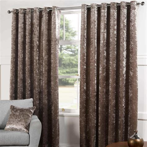 kitchen drop lights sundour plush lined eyelet curtains chagne