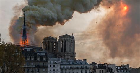 incendie de notre dame la pollution au plomb nimpacte