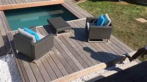 Mobile Terrasse Pool : terrasse mobile de piscine un rolling deck en 2 parties margency youtube ~ Sanjose-hotels-ca.com Haus und Dekorationen