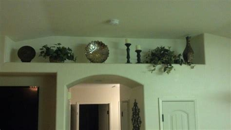 Decorating Ideas For Living Room Ledges by Tuscan Inspired Plant Ledge Decor Living Room New Home