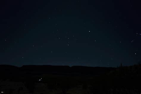 Night Sky  Ranch Reflections