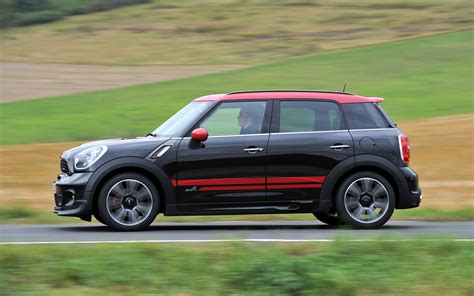 2018 Mini John Cooper Works Countryman Drive Review Car