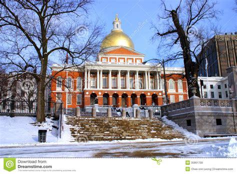 Duck Tours Boston Winter by Boston Winter Royalty Free Stock Photos Image 35861758