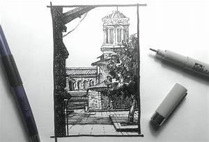 Urban Sketching Series Pt 1 | Some basics - YouTube