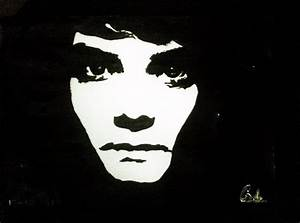 Gerard Way Pop Art Black And White by SixSecondPoison on ...