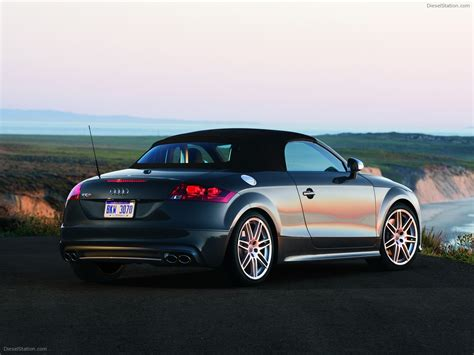 Audi Tts Coupe And Roadster 2009 Exotic Car Wallpaper 03