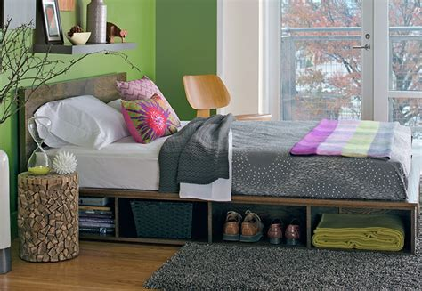 9 Storage Ideas For Small Bedrooms