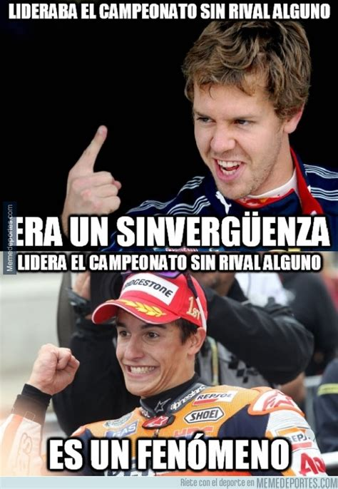Sebastian Vettel Meme - memedeportes gif esto es trabajo en equipo